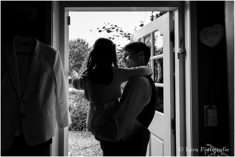 boerderij bruiloft
