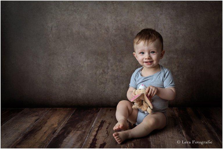 baby fotoshoot in studio